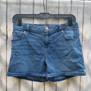 Cat & Jack Girls Denim Shorts Size 14/16